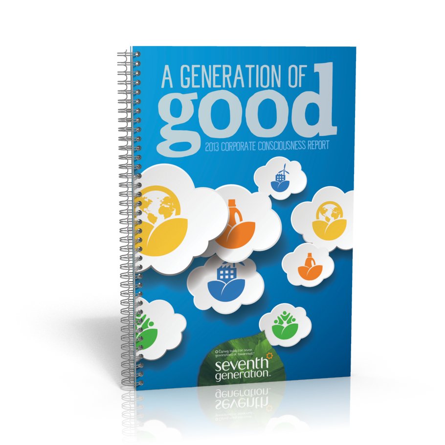 Seventh Generation, Sustainability Report